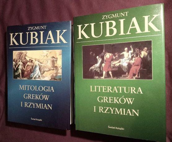 MITOLOGIA Greków i Rzymian - 3x Kubiak, Grimal ++