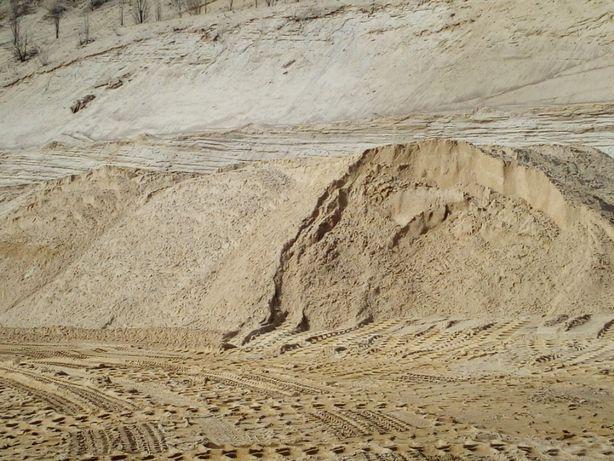 Piach podsypkowy piasek siany płukany ziemia żwir gruz piaskownica