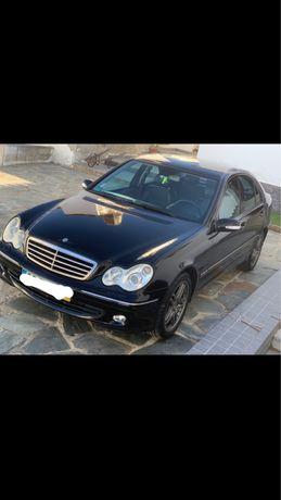 Mercedes Benz C220 Avantgarde W203 2.2 150CV