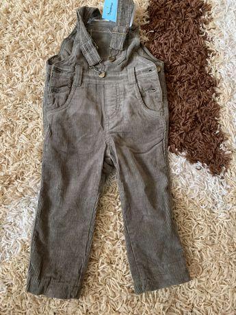 Полукомбинезон, штаны для малышей, ползунки