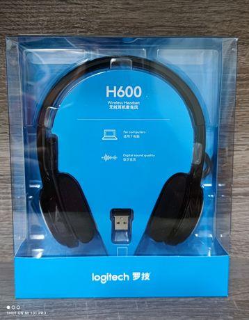 Bluetooth гарнітура LOGITECH H600 Wireless Headset