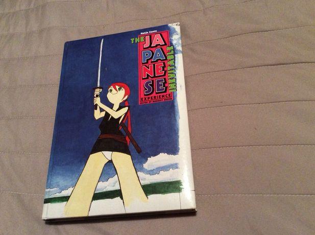 BD Ilustração Manga Anime Japão