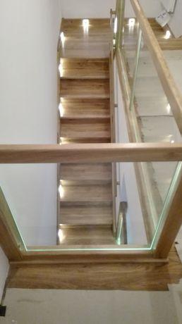 schody okładzinowe