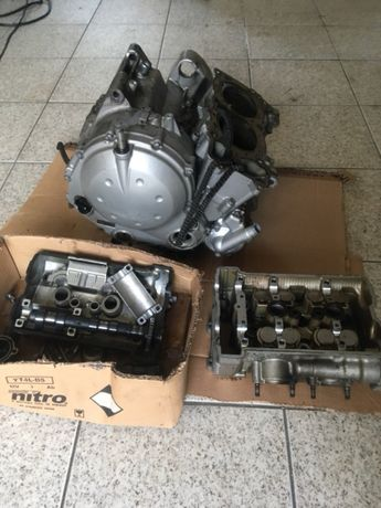 Motor kawasaki Er6n