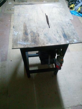 Piła stołowa krajzega.
