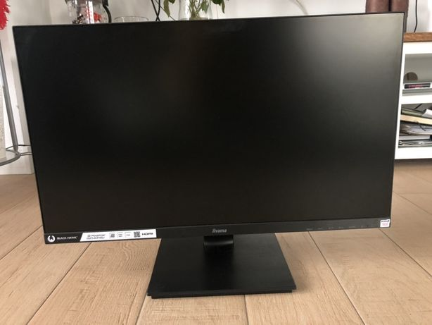 Monitor iiyama g-master black hawk 75hz 24,5 cala