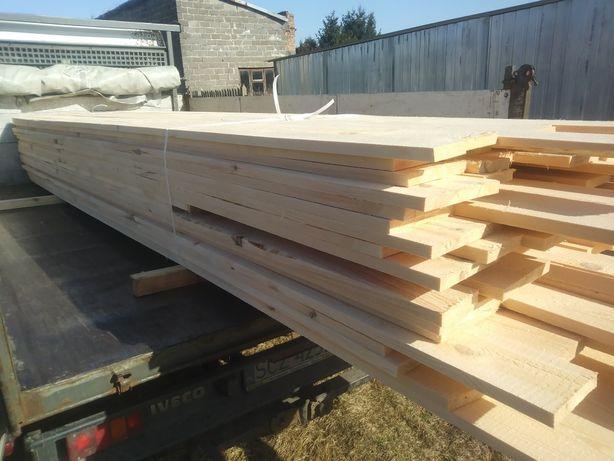 Stemple, Deski szalunkowe, calówki, deski, kantówka, stemple budowlane