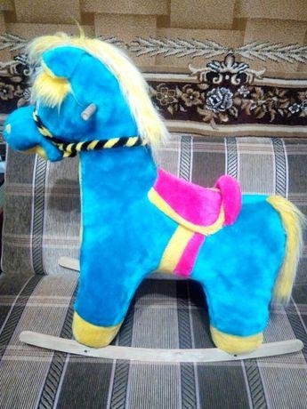 Кінь-качалка