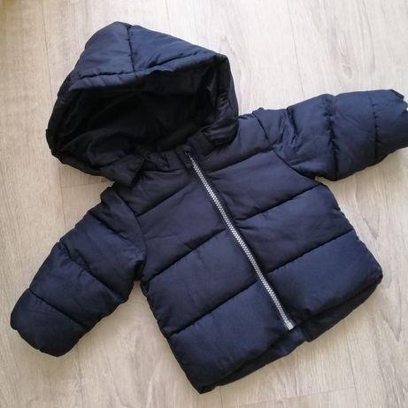 Демисезонная куртка H&M с набивкой Zara next новая
