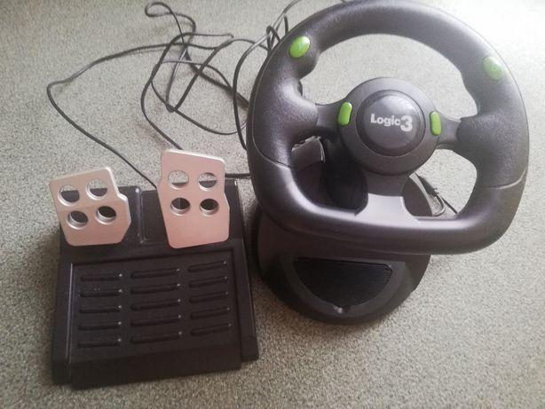 Kierownica Logic3 XB716 Xbox