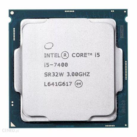 Intel Core i5 7400 + PŁYTA GŁÓWNA LENOVO