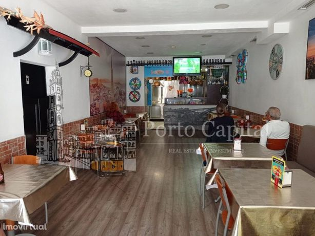 Boa Oportunidade!! Café/Restaurante Situado em Mafamude-V...