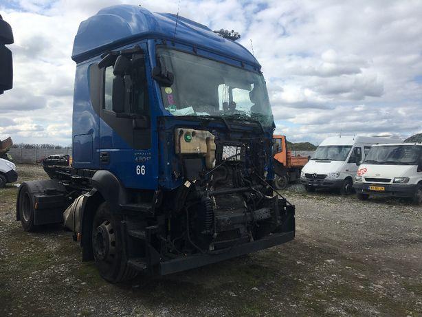 Iveco STRALIS 420 / Euro 6 / 380000 km / silnik / częsci z demontażu