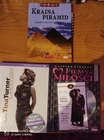 Płyty DVD filmy DVD