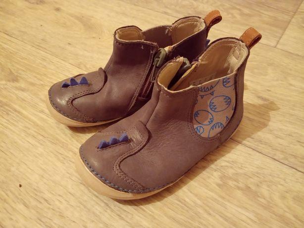 Ботинки хайтопы NEXT  осень-веснс р22