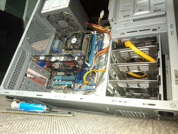 Топ бюджетный пк = Amd Phenom 2.8GHz 4 ядра,ОЗУ 8Gb DDR3,GT 440,SSD120