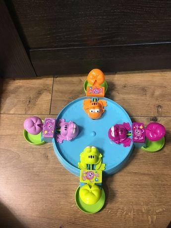 Настольная игра FunGane Голодные жабки