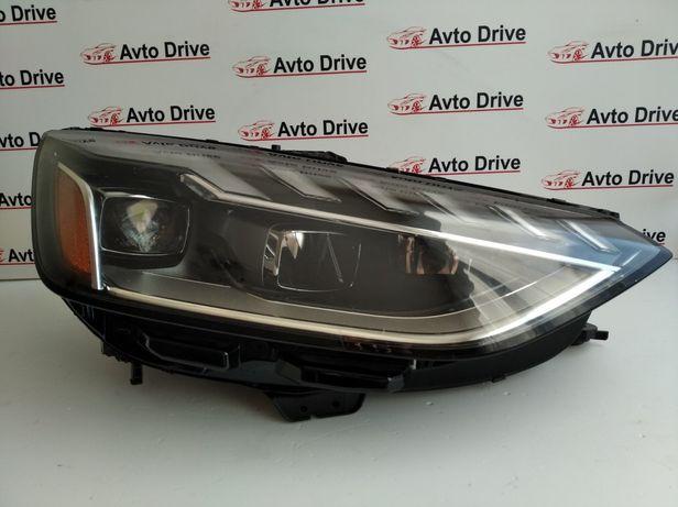 Фара правая Audi A4 B9 USA Full Led рестайлинг 8W0941034F Ауди А4 Б9