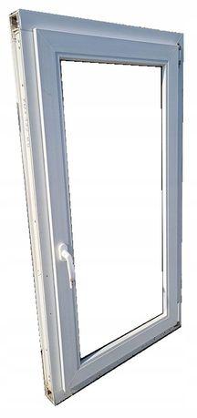 Okna KacprzaK Okno Pcv 70X132 Używane Plastikowe