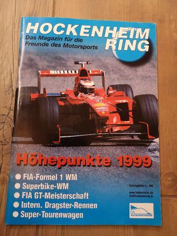Magazyn Hockhenheim Ring 1999
