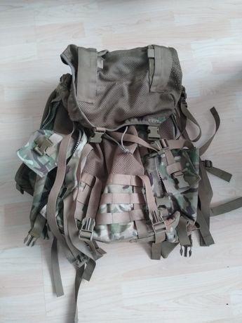 Plecak karrimor na radio brytyjski wojskowy mtp multicam