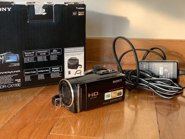 Sony Handycam HDR-CX116E