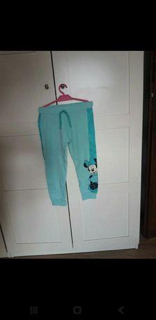 Spodnie dresowe Minnie Mouse r.116