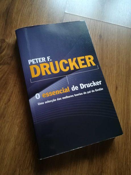 Livro O Essencial de Drucker, o pai da Gestão