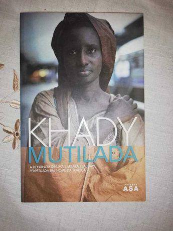 Vendo livro ( khady mutilada)