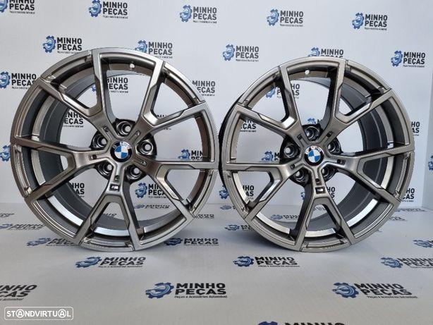 "Jantes BMW Style 728M em 18"" Hyper Black"