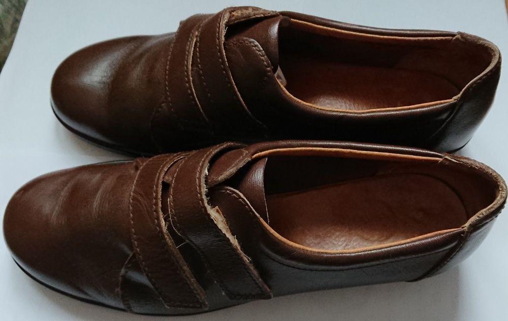 Туфлі жіночі шкіряні Львов - изображение 1