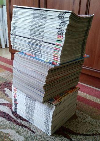 CKM 10 lat kolekcja 123 sztuki! pierwsze numery! stan: bdb