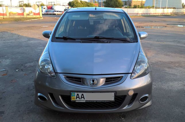 Honda JAZZ - Газ/бензин