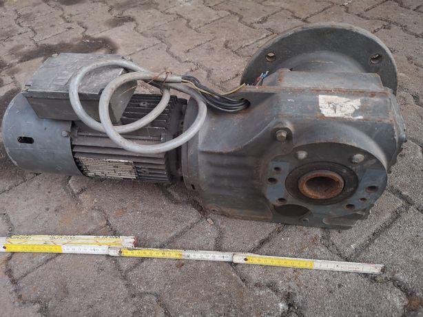 Motoreduktor SEW z hamulcem 10obr/min