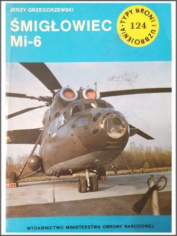 Śmigłowiec Mi-6 - Jerzy Grzegorzewski