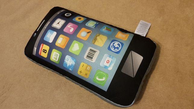 Poduszka zagłówek telefon smartfon