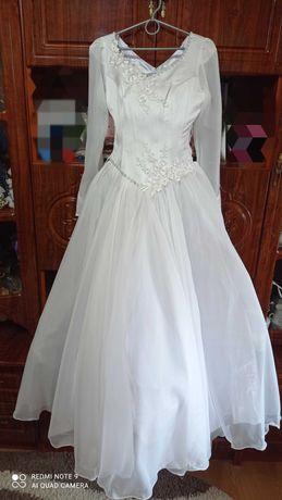 Весільне плаття для красуні