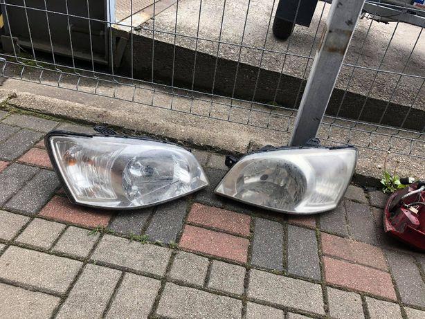 Hyundai Getz Lampy przednie Lampa przednia Lewa Prawa Przód Lewy Prawy