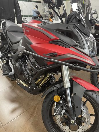 New 2020 Мотоцикл Voge 500, 650 DS, BMW GS 650