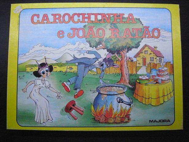 Jogo majora carochinha João ratao