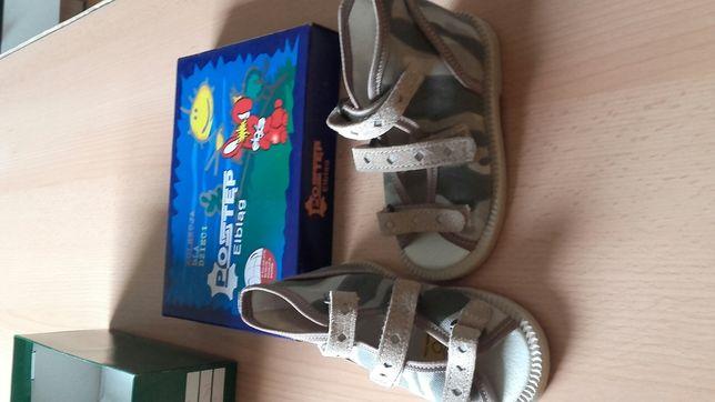 Buciki buty kapcie dziecięce Postęp
