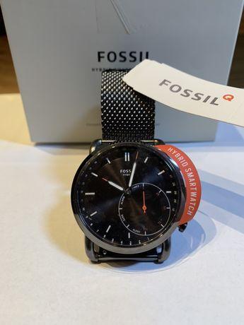 Zegarek męski hybrydowy Fossil FTW1161 NOWY
