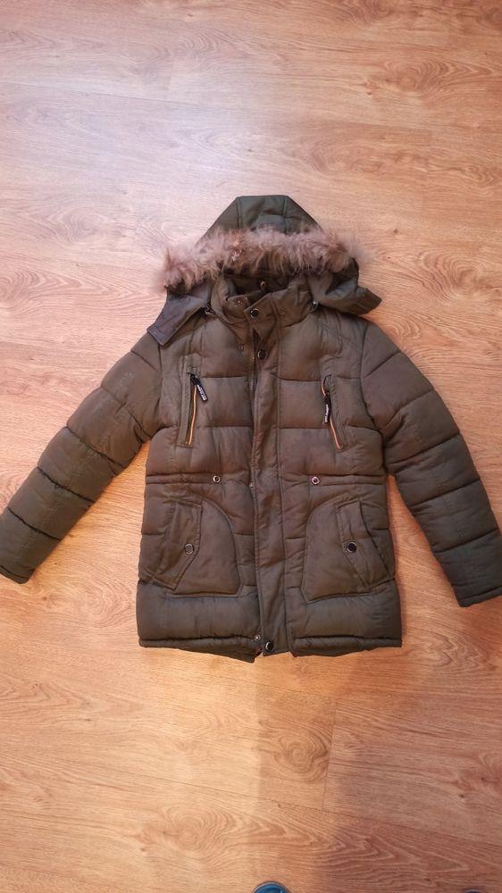 Зимняя куртка на мальчика Сартана - изображение 1