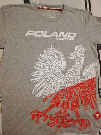 T-shirt trecwear