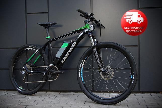Электровелосипед Benelli cube trek scott haibike merida
