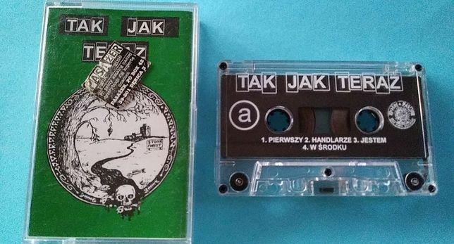 TAK JAK TERAZ (TJT) - unikat - punk - kaseta magnetofonowa - Pasażer
