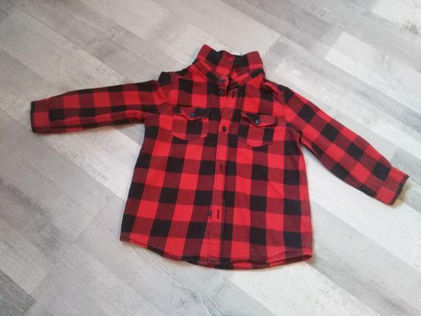 koszule firmy H&M