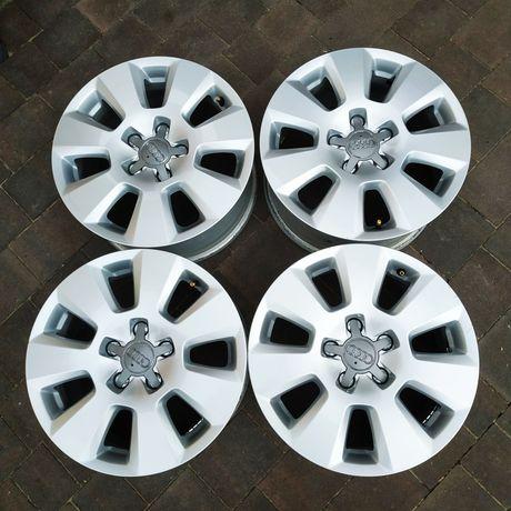 "Felgi aluminiowe Audi 16"" 5x112 ET37 - 4szt"
