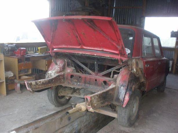 Сварка, замена деталей кузова,ремонт прогнивших елементов,покраска ВАЗ