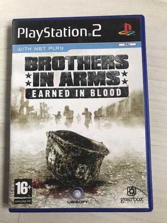 Brothers in arms gra PS2